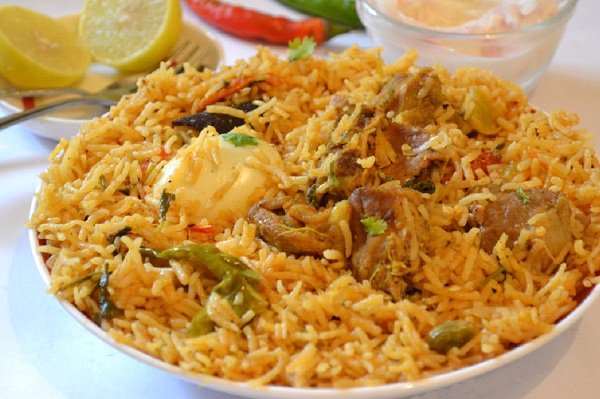 The original Indian biryani! :)